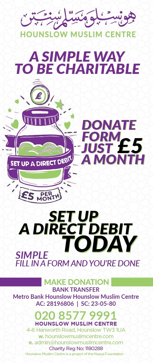 Direct Debit Appeal